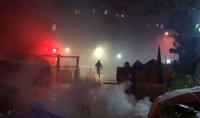 Polis kamerasından Validebağ olayları