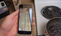 Şimdi de iPhone 6'yı kolayla kaynattılar!