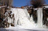 Buz ve su bir arada