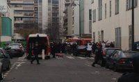 Fransız dergisine silahlı saldırı: 11 ölü
