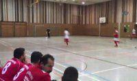 Türk futbolcudan Almanya'da Brezilyalı golü