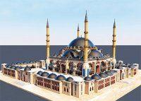 Türkiye'de bir ilk denize sıfır cami