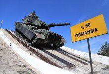 İşte TSK'nın engel tanımayan tankları