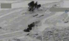 Koalisyon güçlerinden Tikrit'e ilk saldırı