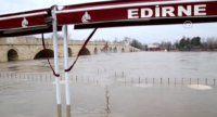 Tunca ve Meriç nehirleri tehlike sinyali veriyor