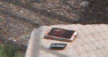 Cep telefonu hayat kurtardı