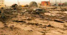 Dünyanın en kurak çölünü sel bastı, 25 kişi öldü 125 kişi kayıp