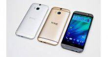 HTC One M9, Galaxy S6 ve iPhone 6'dan çok daha sağlam