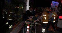 Kayseri'de 8 kişi sobadan zehirlendi