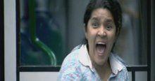 Metro'da çok korkutan hayalet şakası