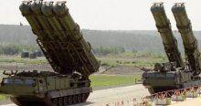S-300 roketi geri geri düşüp fırlatıldığı rampayı vurdu