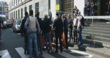 Takım elbiseli saldırganlar adliye binasını bastı: 2 ölü