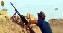 Irak güçleri Anbar'ı geri almak için IŞİD'le savaşıyor