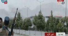 Afganistan Parlamentosu'na saldırı!