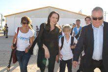 Alışveriş yaptığı dükkan sahibi, Angelina Jolie'yi tanımadı