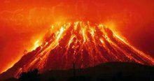 Sinabung Yanardağı için en yüksek seviyede alarm