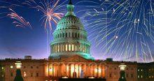 ABD bağımsızlık gününü kutladı