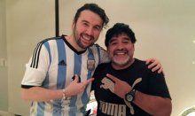 Arjantin'den Maradona'lı Türkiye selamı!