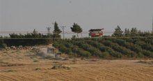 IŞİD, mevzileri topçu birlikleri tarafından vuruldu