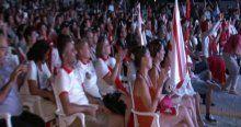 KKTC'de binlerce kişi şafak nöbeti tuttu