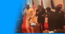 Obama'dan Kenya'da Lipala Dansı