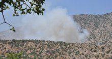 PKK kamplarının bombalanma anı