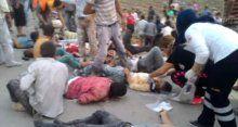 Antakya'da işçileri taşıyan kamyonet takla attı! 6 ölü, 25 yaralı