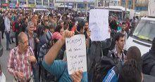 İstanbul Otogarı'na mülteci akını!