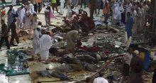 Kabe'de facia! En az 65 kişi öldü
