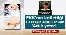 PKK'nın katlettiği 9 aylık Saime bebeğin ailesi 22 yıl sonra konuştu!
