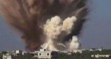 Böyle patlama görülmedi!