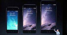 Iphone 6S görücüye çıktı