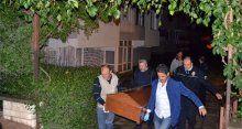 Karamürsel'de 18 yaşındaki kızını silahla öldürdü!