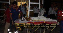 Pazar yerinde bomba patlad!: 30 ölü, 15 yaralı