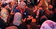 Şehit polis Türkçe ve Kürtçe ağıtlarla uğurlandı!
