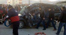Ağrı'da feci kaza! 7 ölü