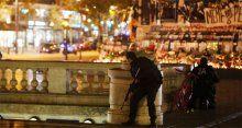 Paris'te bomba söylentisi büyük paniğe neden oldu!