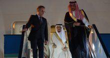 Suudi Arabistan Kralı Salman Bin Abdülaziz Antalya'da