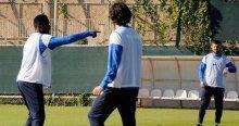 Antalyaspor'u Eto'o çalıştırdı