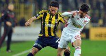 Fenerbahçe 2015'i galibiyetle kapattı