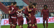 Trabzonspor moral buldu