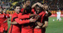 Karşıyaka 1-3 Galatasaray