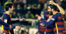 Arda Turan, Barcelona'da ilk golünü attı
