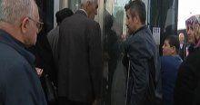 Engelli vatandaşı, engelli asansörüne bindirmediler