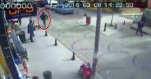 Hırsız çaldı, vatandaş izledi