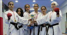 Diyarbakır'ın altın kızları yasakların gölgesinde zoru başardı