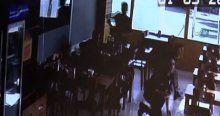 Bombalı saldırı yemek yiyen polisleri böyle harekete geçirdi