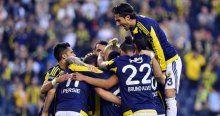 Fenerbahçe 3 Gaziantepspor 0 (Geniş maç özeti)
