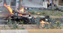 İstanbul'da askeri kışla yakınında patlama
