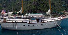 Marmaris'te esrarengiz tekneler